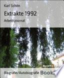 Extrakte 1992