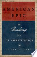 Ebook American Epic Epub Garrett Epps Apps Read Mobile
