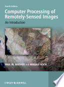 Computer Processing of Remotely Sensed Images