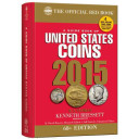 A Guide Book of United States Coins 2015