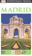 DK Eyewitness Travel Guide  Madrid