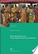 Breve introduzione allo studio antropologico della parentela