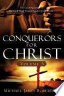 Conquerors For Christ book
