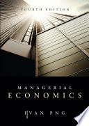Managerial Economics 4th Edition book