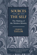 Sources of the Self Book