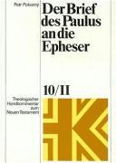 Der Brief des Paulus an die Epheser