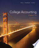College Accounting   Chs  1 30