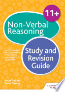 11  Non Verbal Reasoning Study and Revision Guide