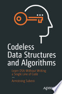 Book Codeless Data Structures and Algorithms