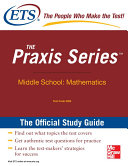 The Praxis Series Middle School Mathematics Study Guide  ebook