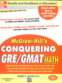 Mh Conquering Gre Gmat Math