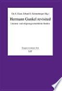 Hermann Gunkel revisited