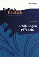 Franz Kafka  Erz  hlungen und Parabeln