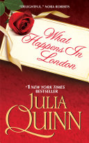 What Happens in London Book