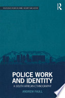 Police Work And Identity