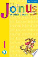 Join Us for English 1 Teacher s Book