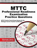 Mttc Professional Readiness Examination Practice Questions