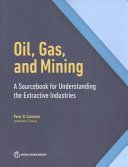 Book The Extractive Industries Sourcebook