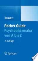 Pocket Guide Psychopharmaka