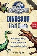 Jurassic World Dinosaur Field Guide  Jurassic World