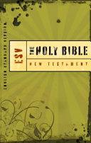 Outreach New Testament ESV