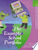 The Example School Portfolio