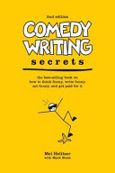 Comedy Writing Secrets Comedy Is The Art Of Making