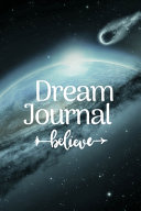 Dream Journal For Beginners Daily Prompts Guided Notebook Self Help Journaling 6 X9 110 Pages Book 9