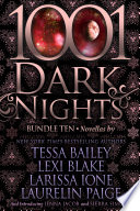 1001 Dark Nights  Bundle Ten