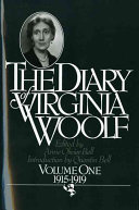 The Diary of Virginia Woolf  1915 1919