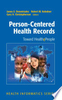 Person Centered Health Records