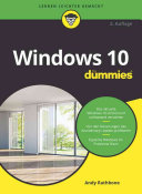 Windows 10 f  r Dummies