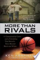 More Than Rivals Book PDF