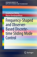 download ebook frequency-shaped and observer-based discrete-time sliding mode control pdf epub