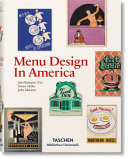 illustration du livre Menu Design in America