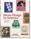 illustration Menu Design in America