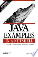 Java Examples in a Nutshell
