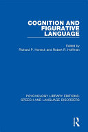 download ebook cognition and figurative language pdf epub