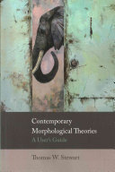 Contemporary Morphological Theories book