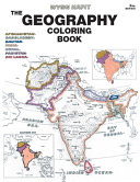 The Geography Coloring Book