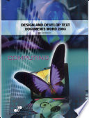 Design and Develop Text Documents  Word 2003