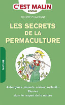 illustration Les secrets de la permaculture