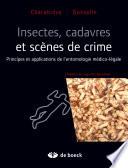 Insectes, cadavres et scènes de crime