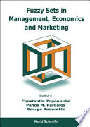 Fuzzy Sets In Management Economics And Marketing