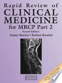 Rapid Review of Clinical Medicine for MRCP Part 2  Second Edition