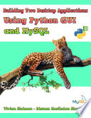 Building Two Desktop Applications Using Python Gui And Mysql
