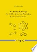 Bor-Stickstoff-Analoga der Azide, Arine und Aromaten