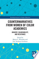 Counternarratives from Women of Color Academics Book PDF