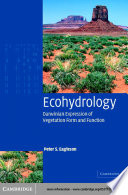 Ecohydrology Of Simplified Bioclimatic Boundary Conditions At