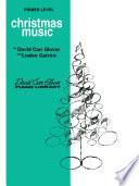 Christmas Music  Primer